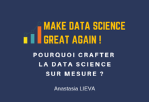 pourquoi crafter la datascience