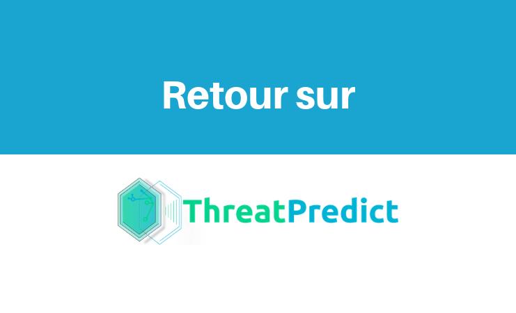 Retour sur ThreatPredict : l'intelligence artificielle pour prédire les menaces sur Internet