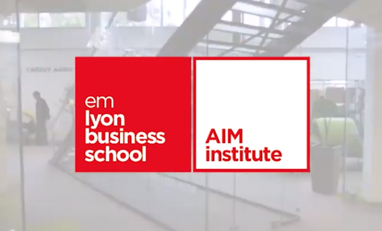 L'AIM Institute de l'emlyon business school organise un cycle de conférences de vulgarisation sur l'IA