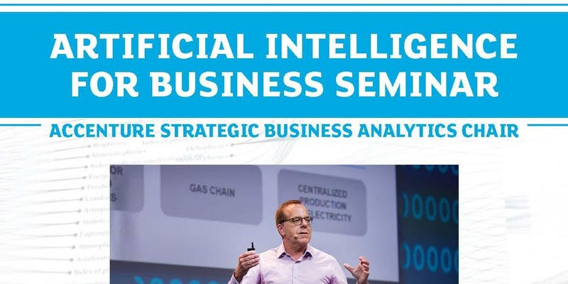 Artificial Intelligence for Business Seminar