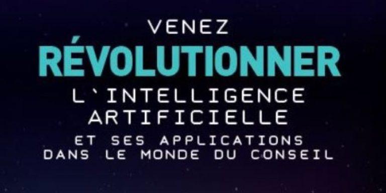 Santé, transport, énergie : Consult'in France présente les lauréats de son Hackathon IA 2018