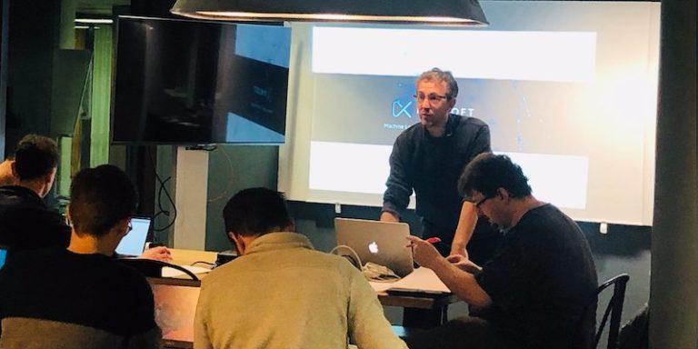Criteo AI Lab : 5 jours de formation sur le deep learning animés par Aurélien Géron
