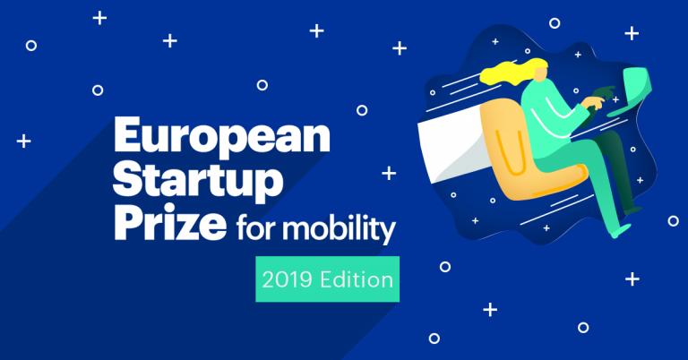 Start-up et Mobilité : plus que 10 jours pour s'inscrire au European Startup Prize For Mobility