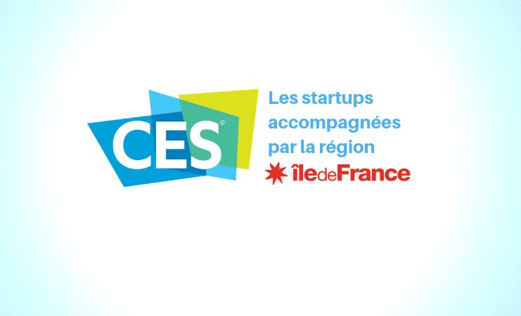 CES de Las Vegas 2019 : près de 40 start-ups accompagnées par la Région Île-de-France