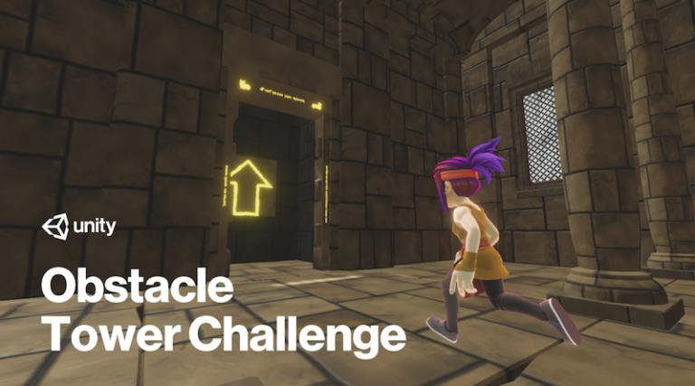 Unity Technologies lance son défi d'intelligence artificielle «Obstacle Tower Challenge», en partenariat avec Google Cloud Platform