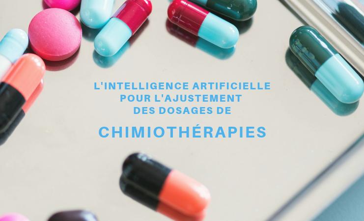 Ajustement à l'aide de l'intelligence artificielle du dosage des chimiothérapies