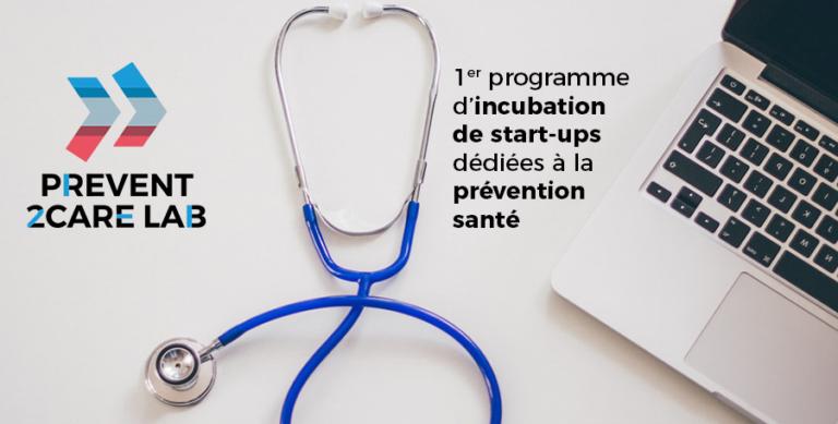 Ouverture de l'appel à candidatures pour la 2ème promotion du Prevent2Care Lab