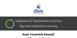 DataBuzzWord Intégratioon continue, déploiement continu