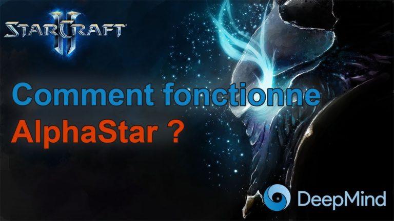 Comment fonctionne Alphastar : l'intelligence artificielle de DeepMind sur Starcraft