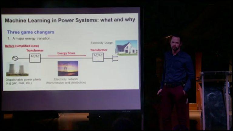 L'IA, facilitateur de la transition énergétique par Zacharie De Grève