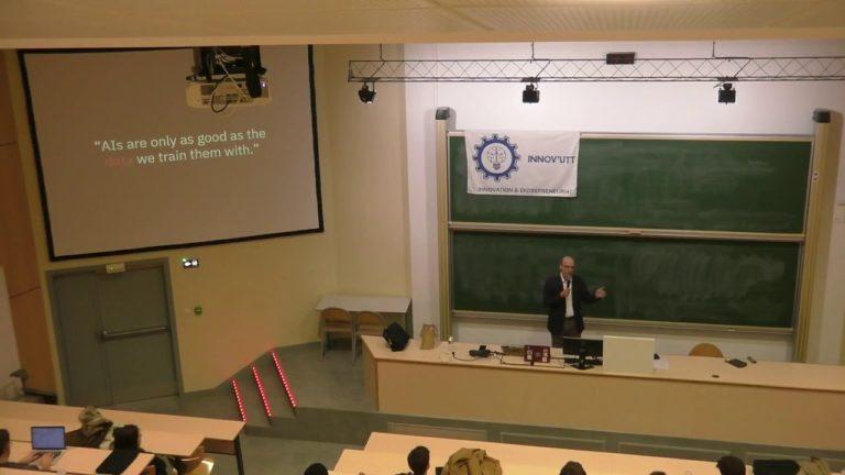 L'intelligence artificielle : entre théorie et pratique | Vincent Perrin | Inno'Conférence #1