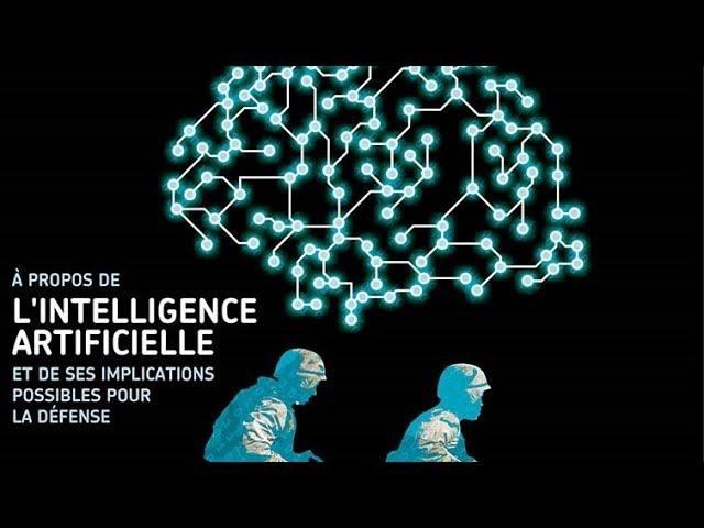 """Cyberdéfense et Cybersécurité : retrouvez """"L'intelligence artificielle et ses implications possibles pour la défense"""", le replay du café stratégique de l'université Bretagne Sud"""
