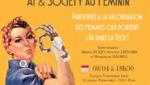 AI&Society féminin visuel + intervenantes
