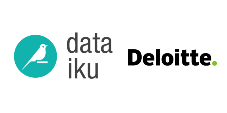 Partenariat Dataiku – Deloitte : transformer les métiers du conseil et concrétiser le passage à l'IA des grandes entreprises