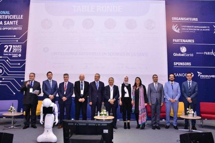 IA Santé Science Maroc