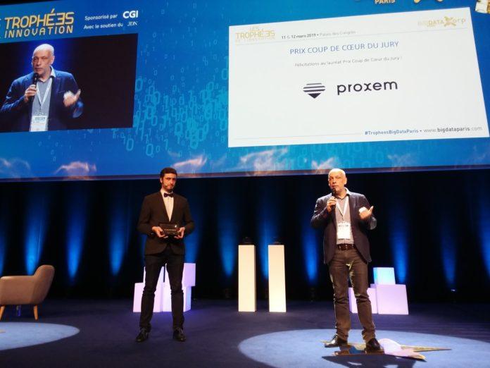 Trophées innovation Big Data