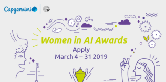 Women in AI Awards