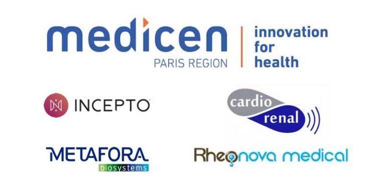 Santé, IA, diagnostic : Medicen Paris Region accompagne les projets de 4 lauréats du Concours d'innovation