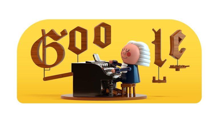 Les équipes de Google Magenta et Google PAIR dévoilent un doodle basé sur du machine learning en hommage à Bach