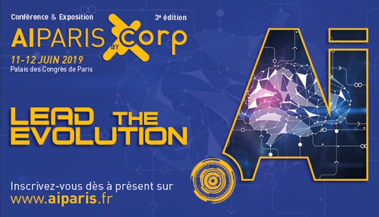 La troisième édition d'AI Paris se tiendra les 11 et 12 juin 2019