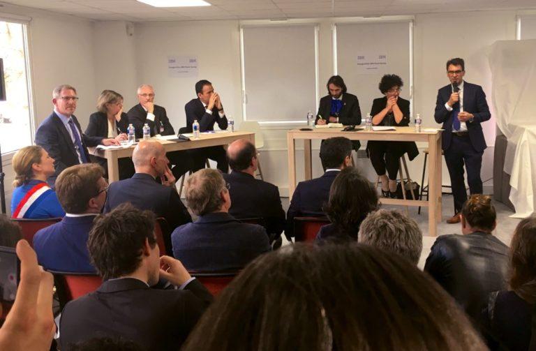 IBM inaugure ses premiers locaux à Paris-Saclay et annonce des programmes de R&D en IA et quantique