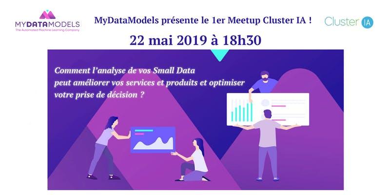 Meetup Cluster IA Smart Data