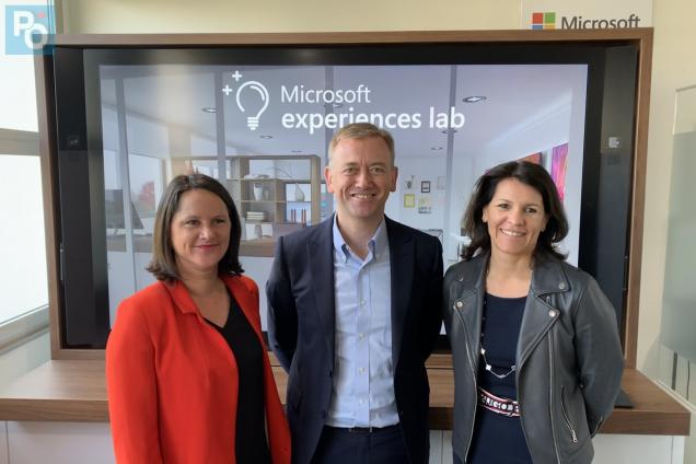 Microsoft experiences Lab Nantes