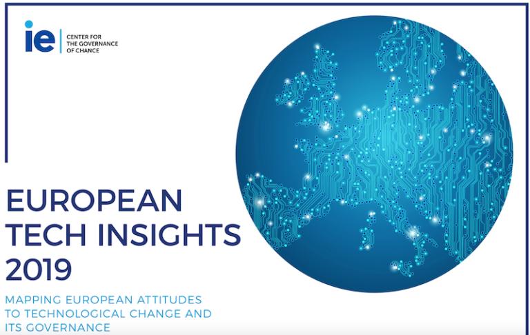 Selon un rapport de l'IE University, 1 Européen sur 4 est plus favorable à l'IA dans la prise de décisions politiques qu'aux responsables politiques