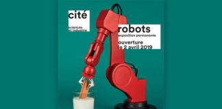 Robots Cité sciences et industrie robotique