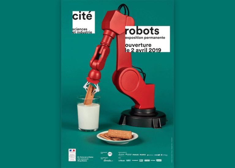 Robots, la nouvelle exposition permanente de la Cité des sciences questionnera la définition de la robotique