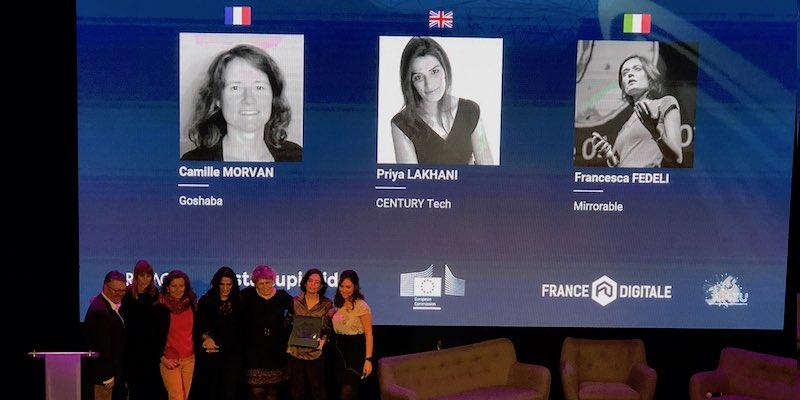 Découvrez les lauréates des premiers « Women in AI awards » de Capgemini et Women in AI