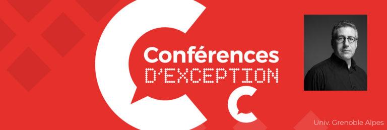 Conférence d'exception : Intelligence artificielle & Éthique par Gilles Dowek