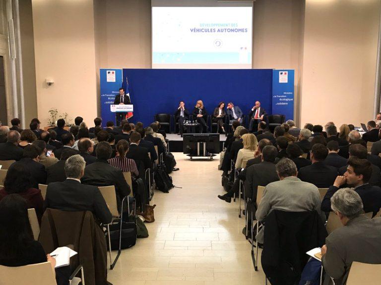 L'Etat français soutiendra 16 nouvelles expérimentations de véhicules autonomes dans les territoires