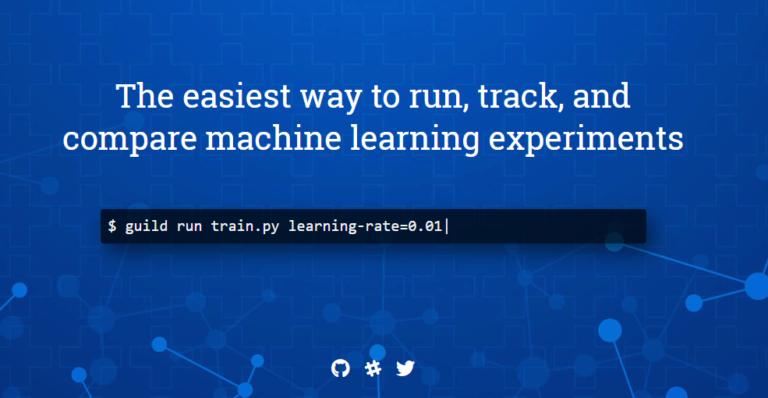 Zoom sur Guild.ai, outil open source qui permet de comparer des expérimentations en Machine Learning