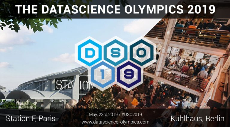 1000 Data Scientists attendus à Paris et à Berlin pour les Data Science Olympics