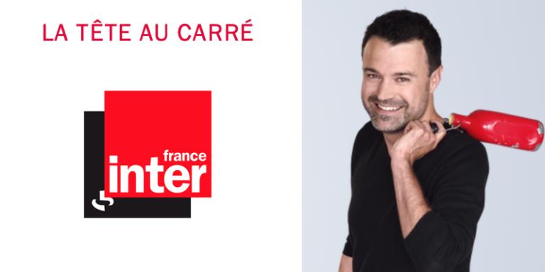 Podcast : Le deep learning avec Yann Le Cun dans La Tête au Carré sur France Inter