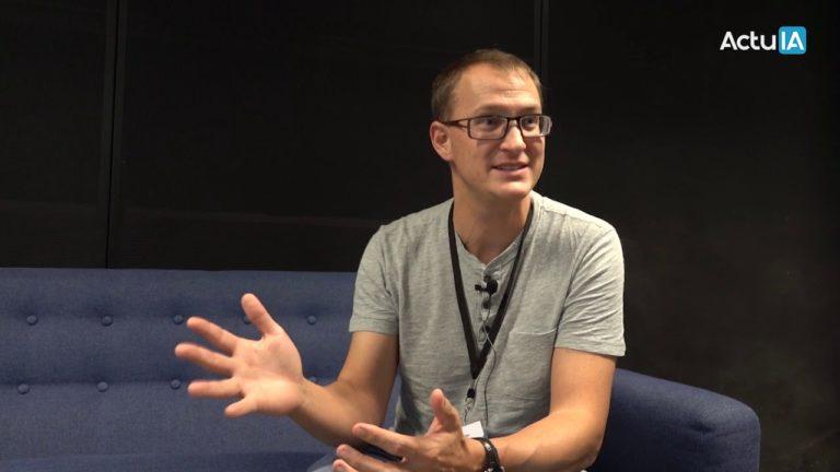 IA et Neurosciences : Rencontre avec Alexandre Gramfort, chercheur INRIA Saclay et membre de l'équipe-projet Parietal