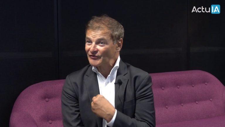Rencontre avec Stéphane Roder, CEO de AI Builders et expert en transformation digitale