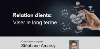 relation clients viser le long terme