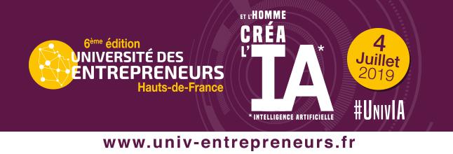 """Université des entrepreneurs – """"Et l'Homme créa l'IA"""""""