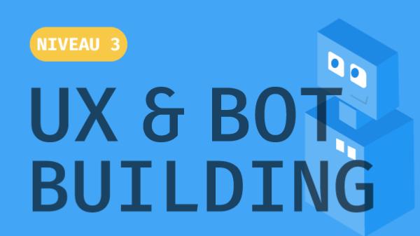 SAP Conversational AI Workshops : UX & Bot Building – Niveau 3