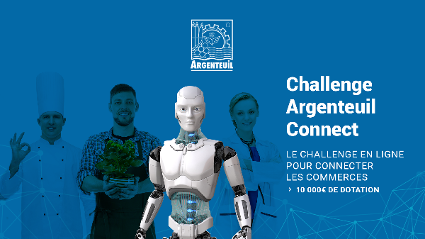 Challenge Argenteuil Connect