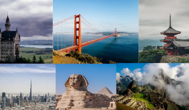 Google dévoile Google Landmarks v2 avec plus de 5 millions d'images et lance deux nouveaux défis sur Kaggle