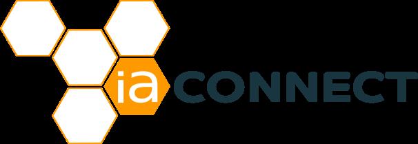 Logo IA CONNECT Sans baseline