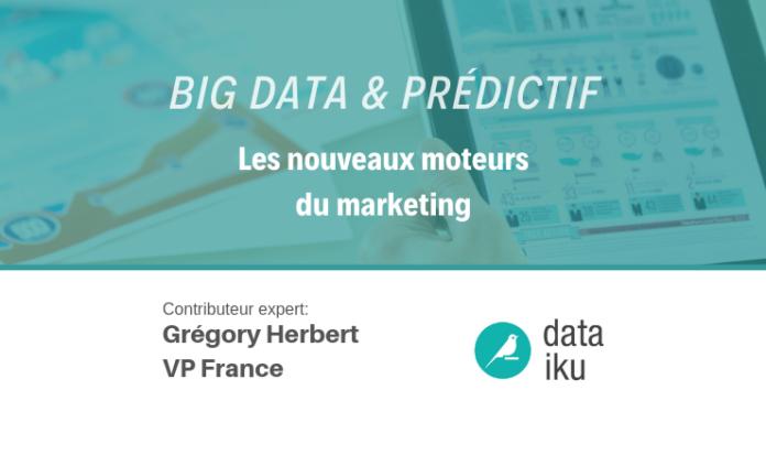 Big Data prédictif les moteurs du marketing
