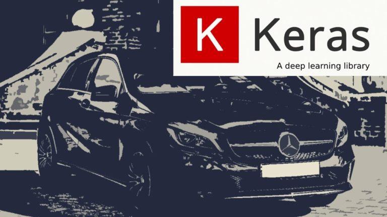 Simulation: Programmer une voiture autonome avec Keras