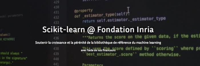 1er workshop annuel du consortium scikit-learn @ Fondation Inria