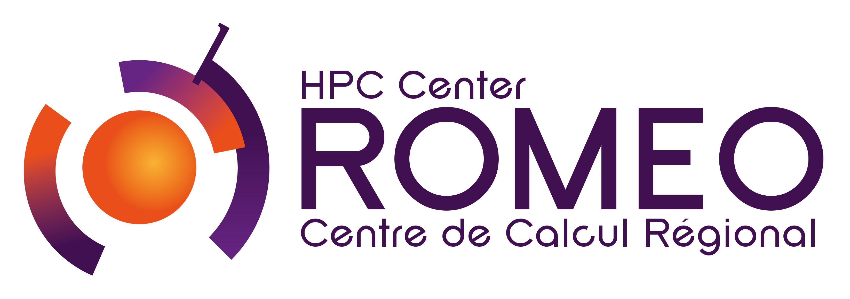 Centre de Calcul Régional ROMEO