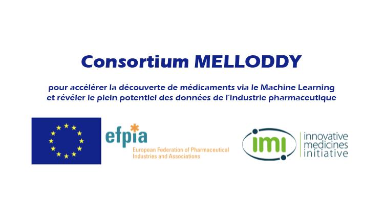 Un nouveau consortium de recherche pour accélérer la découverte de médicaments