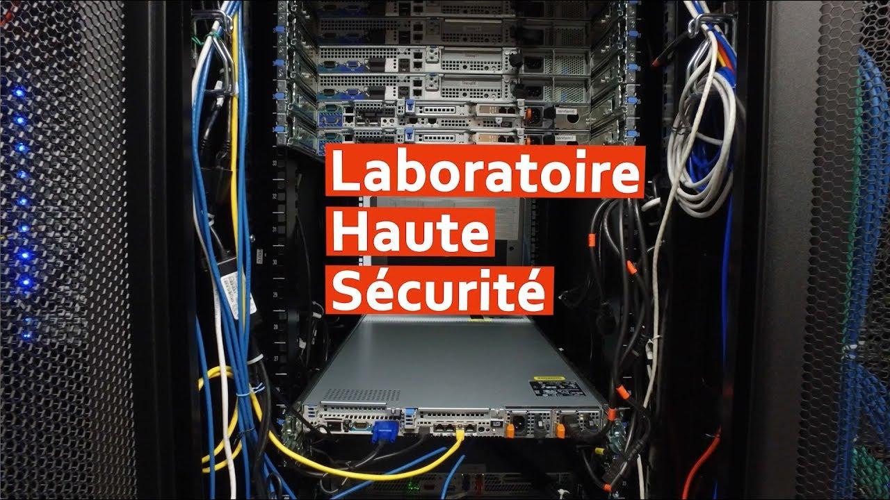 Laboratoire de Haute sécurité (INRIA)